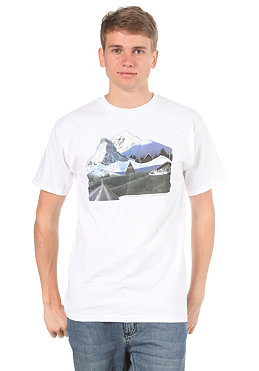 BURTON Photo Op S/S T-Shirt bright white