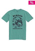 BURTON Pioneer S/S T-Shirt canton heather