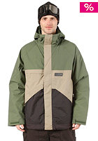 BURTON Poacher Jacket 2012 sherwood/lichen/true black
