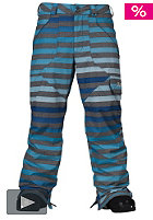 BURTON Poacher Pant 2011 mascot big stripes fade