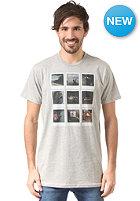 BURTON Polaroid S/S T-Shirt gray heather