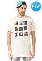 BURTON Polaroid S/S T-Shirt vanilla