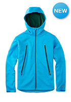 BURTON Ps Clean Fleece Jacket blue aster heather