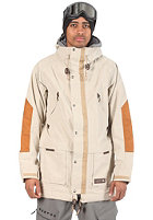 BURTON RA Faceshot Jacket burlap/true penny