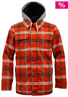 BURTON RA Hackett Jacket marauder swift plaid