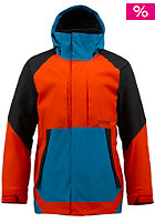 RA Pole Cat Jacket burner colorblock