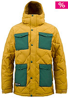 BURTON RA Travel Agent Jacket hashed/pine glenn