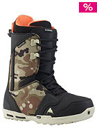 BURTON Rampant Boot camo toe