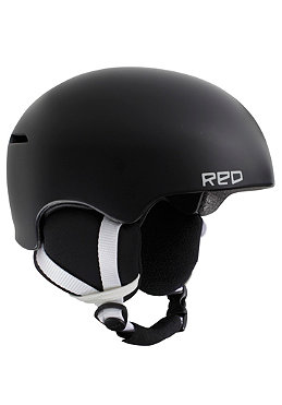 BURTON / RED KIDS/ Avid Grom Helmet 2012 black
