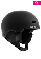 BURTON / RED KIDS/ Trace Grom Helmet 2012 black