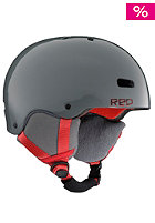 BURTON / RED KIDS/ Trace Grom Helmet 2012 trench gray