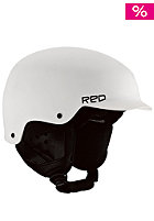 BURTON / RED Mutiny Helmet white