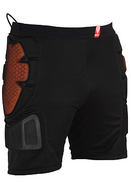 BURTON / RED Total Impact Short black