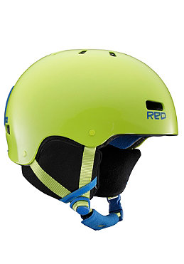 BURTON / RED Trace Helmet 2012 lime