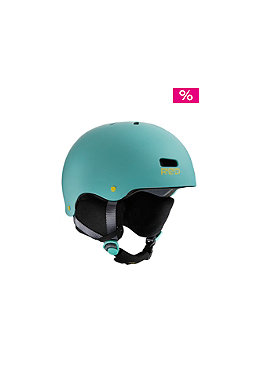 BURTON RED Trace Helmet 2012 trench green