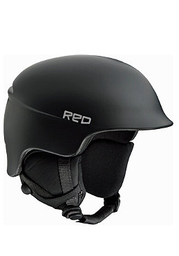 BURTON / RED Womens Aletta Helmet 2012 black