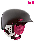 BURTON / RED Womens Asylum Helmet black pearl