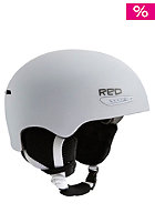 BURTON / RED Womens Pure Helmet 2012 white