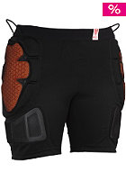 BURTON / RED Womens Total Impact Short black
