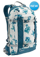 BURTON Riders 22L Backpack floral camo