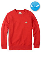 BURTON Roe Crew Sweat flame heather