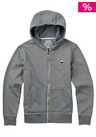 BURTON Roe Hooded Zip Sweat monument heather