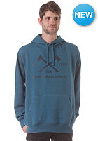 BURTON RPET Chopper Sweat heather cerulean