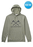 BURTON RPET Chopper Sweat heather loam