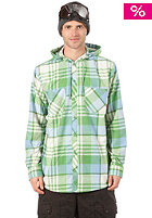 BURTON Ruckus Flannel astroturf/vandyk plaid