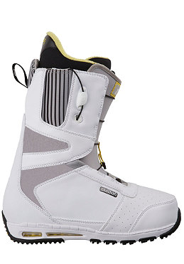 BURTON Ruler Boot 2012 white/black/yellow