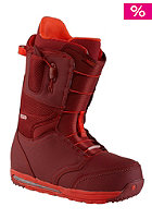 BURTON Ruler Boot red