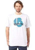 BURTON Slanted S/S T-Shirt STOUT WHITE