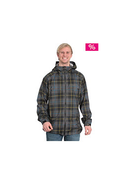 BURTON Slick 2,5 L Jacket 2011 true black plaid