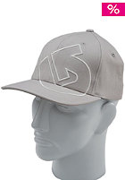 BURTON Slidestyle Flexfit Cap HEATHER GREY