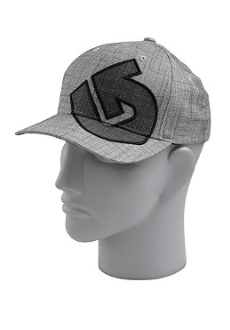 BURTON Slidestyle Flexfit Cap silver