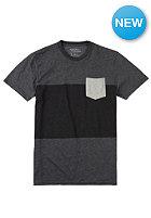 BURTON Spicoli Slim S/S T-Shirt true black heather