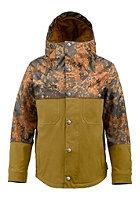 BURTON Squire Jacket fleck camo/hashed