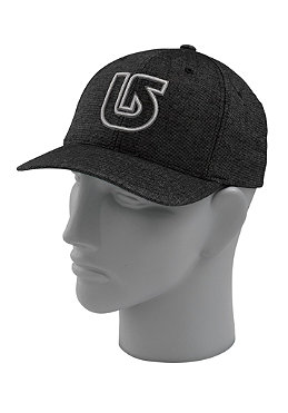 BURTON Striker Flexfit Cap true black tex