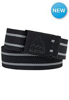 BURTON Striper Web Belt true black