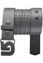 BURTON Studded Belt dark ash