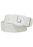 BURTON Studded Belt stout white