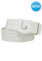 BURTON Studded Belt stout white
