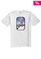 BURTON Suitcase 96 S/S T-Shirt stout white