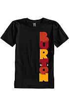 BURTON Super Hero S/S T-Shirt TRUE BLACK