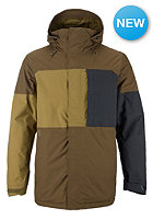 BURTON Sutton Jacket black/woody/hickory
