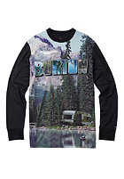 BURTON Tech T Longsleeve backwoods