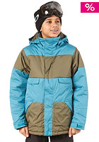 BURTON The White Collection Fernly Jacket meltwater