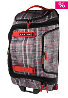 BURTON TL duffel lg 28 Travel bag 2013 tattered plaid