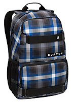 BURTON Treble Yell Backpack cobalt springer plaid