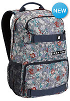 BURTON Treble Yell Backpack floral chambray